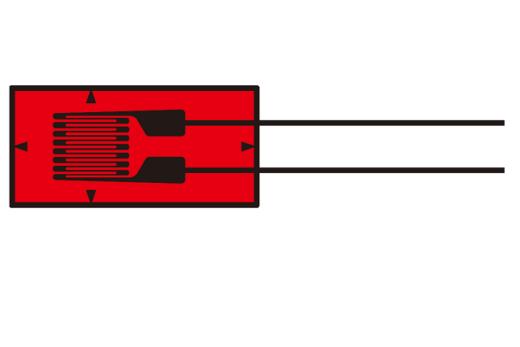 FLA-1-23 Strain Gauge